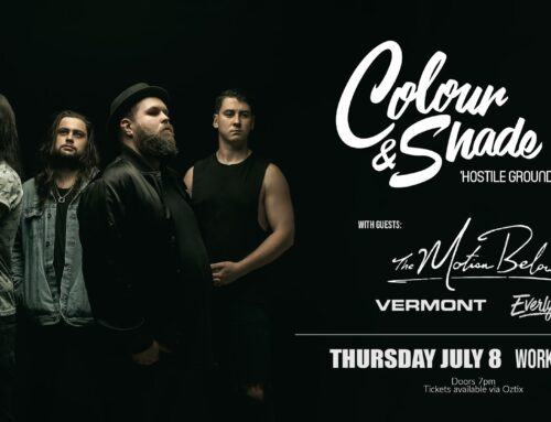 LIVE REVIEW – Colour & Shade, The Motion Below, Vermont & Everlyne