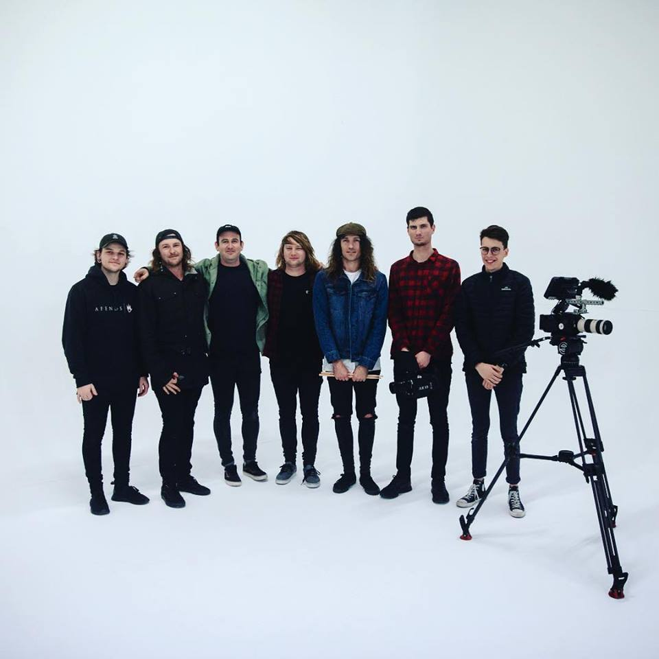 The Daily Chase unveil new music video.