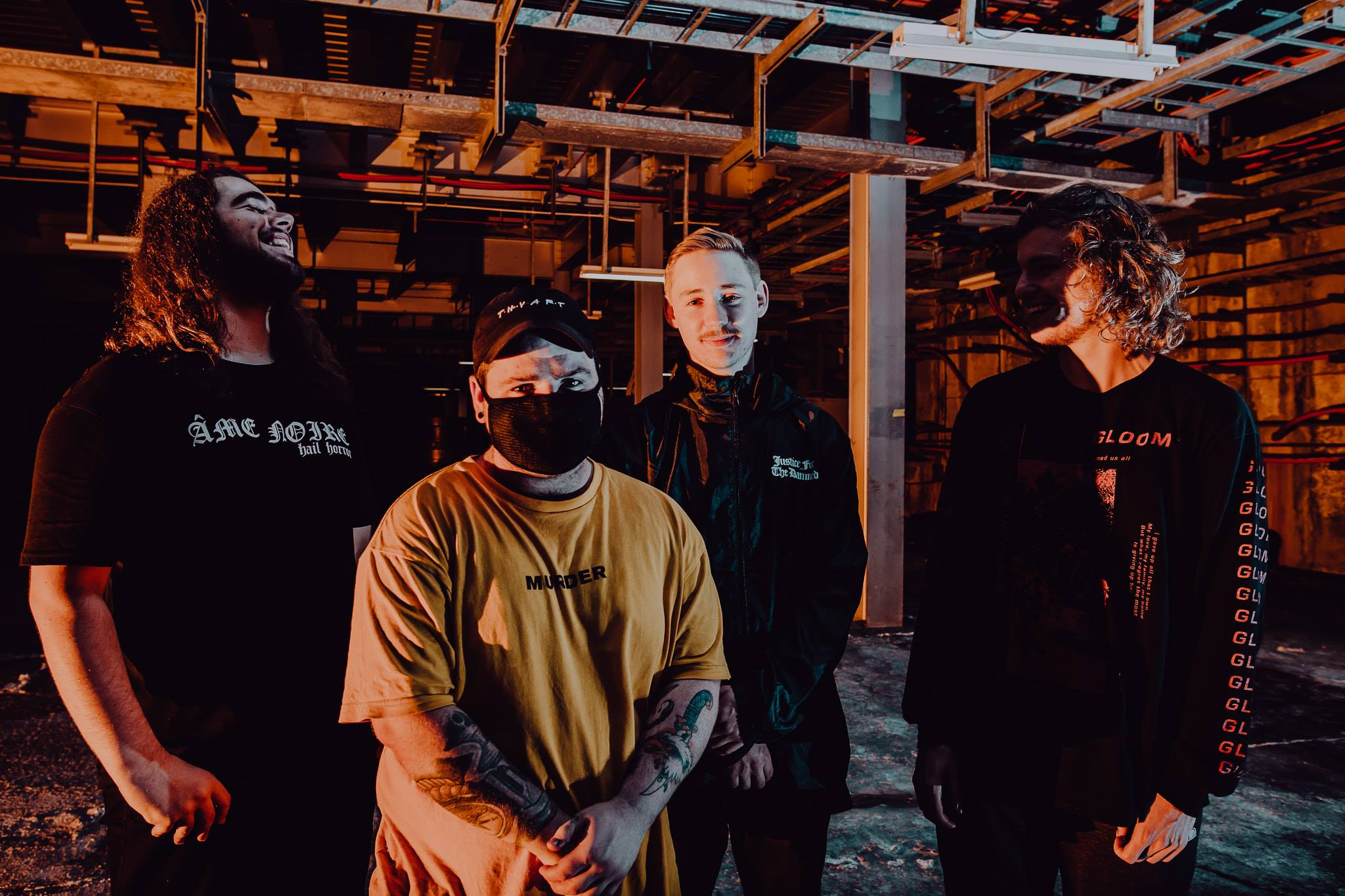 INTERVIEW – Chasing the Void
