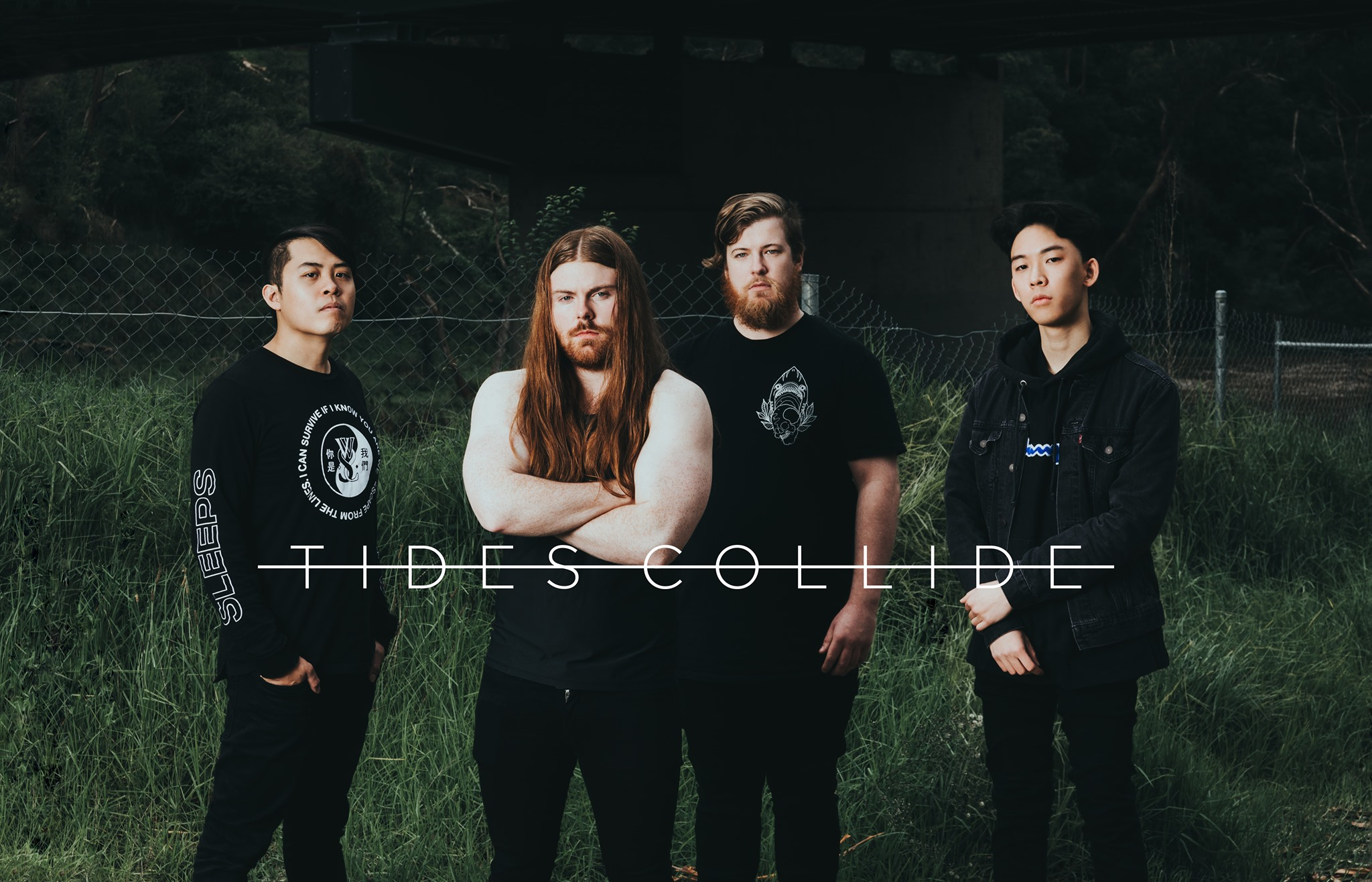 INTERVIEW – Tides Collide
