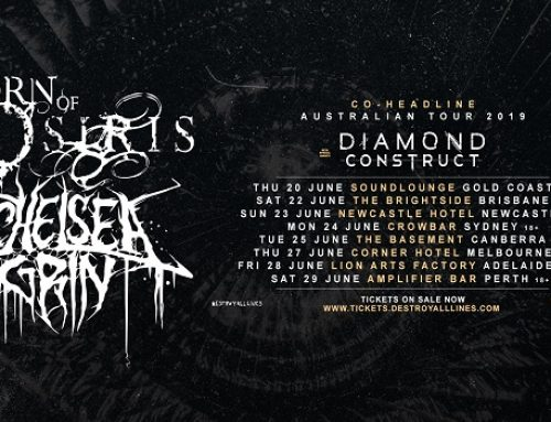 27/6 – Born of Osiris, Chelsea Grin, Diamond Construct & The Gloom in The Corner REVIEW