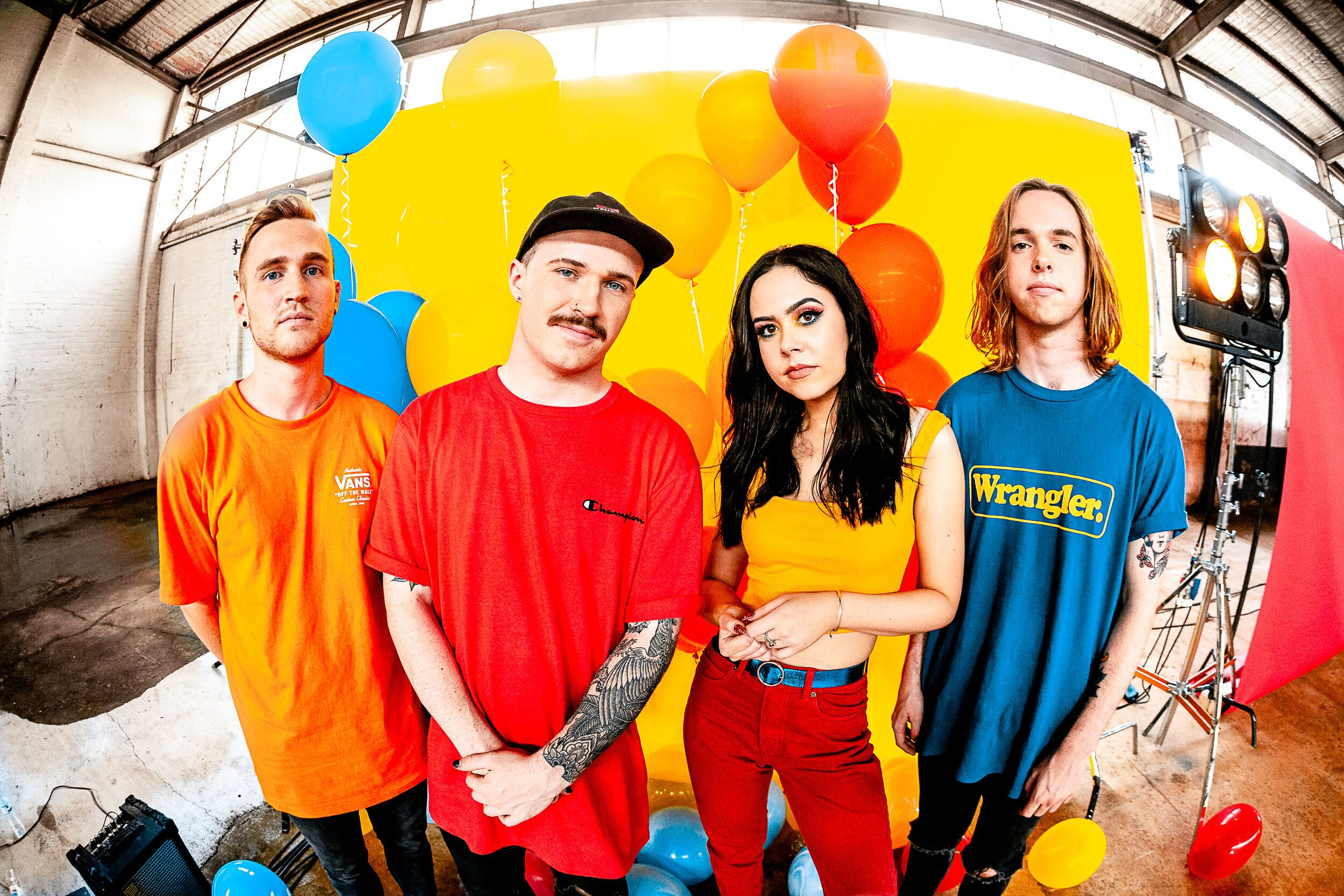 Yours Truly release new single & video for 'I Can't Feel'